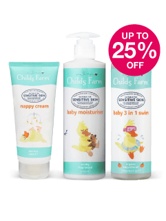 Save up to 25% on Childs Farm