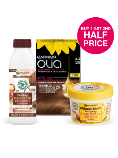 Buy 1 Get 2nd Half Price on Garnier Haircare