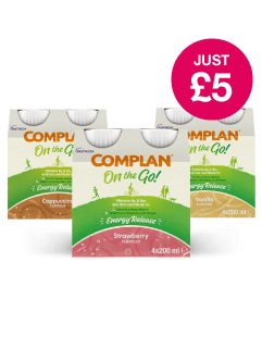 NEW Complan on the Go - Just £5
