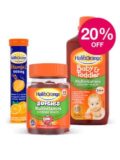 Save 20% on Haliborange