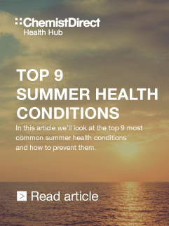 Top 9 Summer Health Conditions