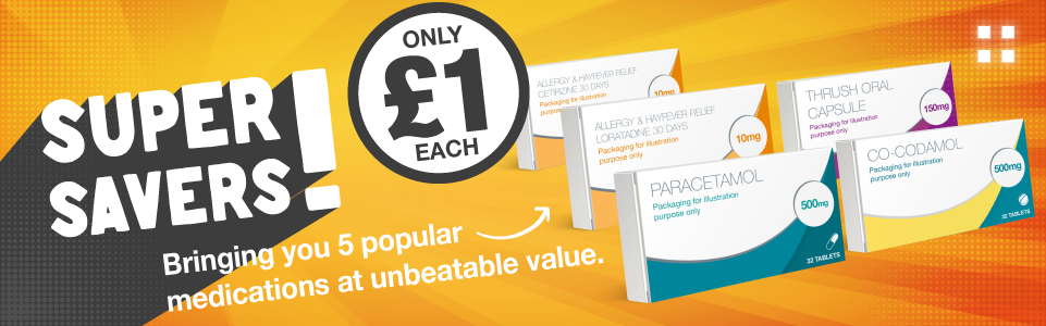 Super Savers | ONLY £1