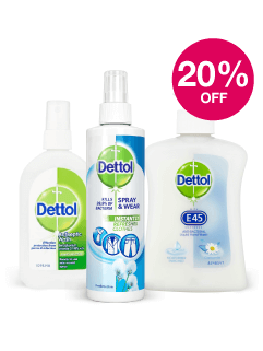 Save 20% on Dettol