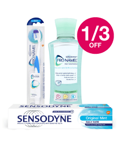 Save 1/3 on Sensodyne
