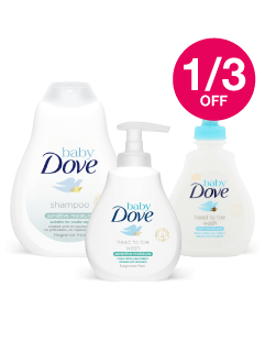 Save 1/3 on Baby Dove