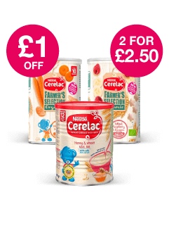 Save on Cerelac