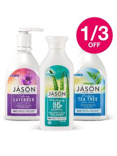 Save 1/3 on Jason