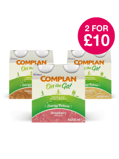 2 for £10 on Complan Ready to Go