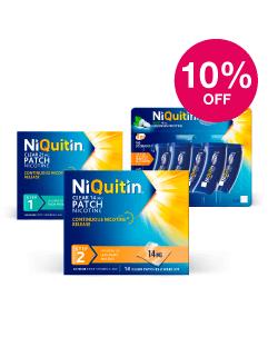 Save 10% on NiQuitin