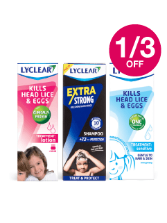 Save 1/3 on Lyclear