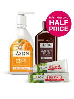 Buy 1 Get 2nd Half Price on Jason