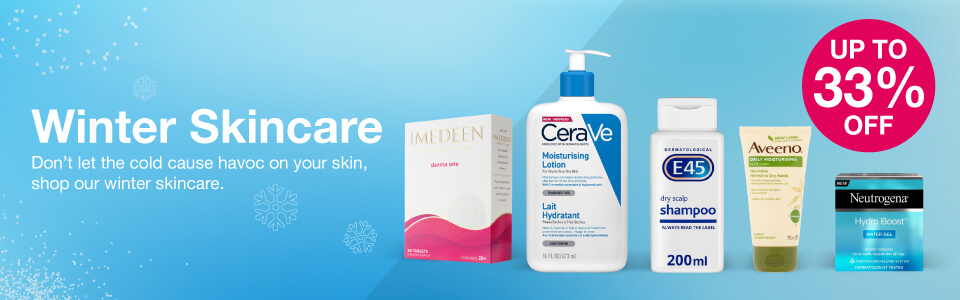 Save 1/3   Skin Care