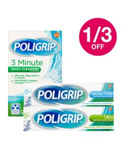 Save 1/3 on Poligrip