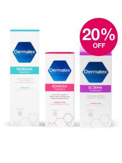 Dermalex save 20%