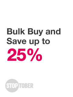 Bulk Buy and Save up to 25%