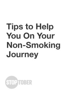Tips to Help You On Your Non-Smoking Journey