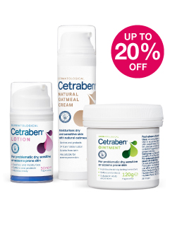 Save 20% on Cetraben