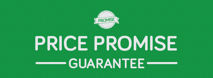 Price Promise Header Image