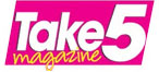 Take 5 Magazine Logo