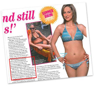 BioBind in Closer Magazine