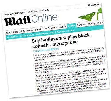 MenoFem in the press