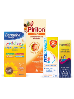 Children's Allergy Relief