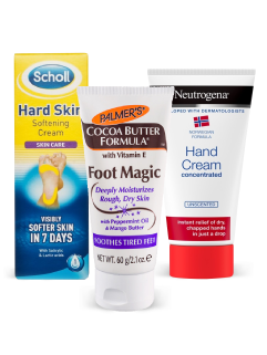 Shop Hand & Foot Care