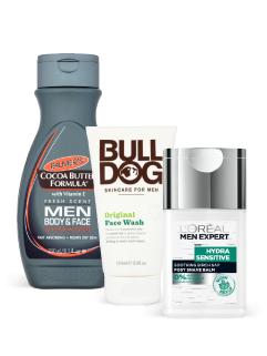 Shop Men's Skincare