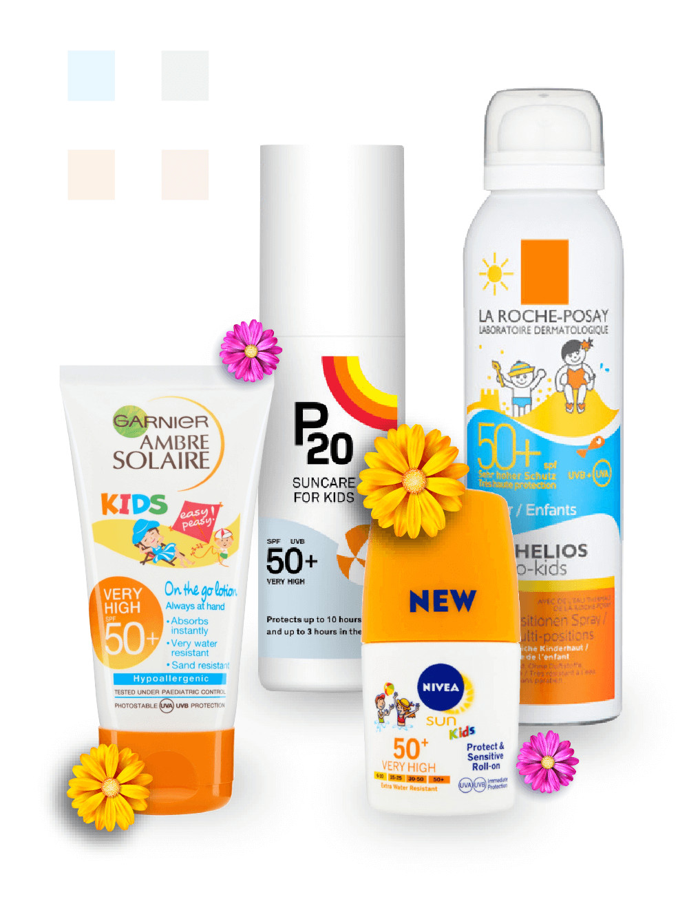 Baby & Children Suncare