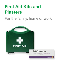First Aid Kits And Plasters