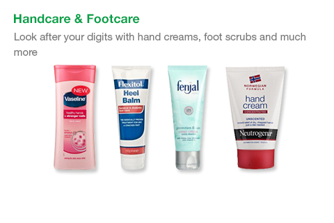 Handcare And Footcare