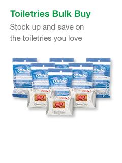 Toiletries Bulk Buy