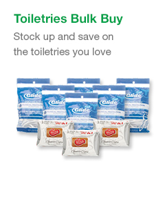 Toiletries Bulk Buy
