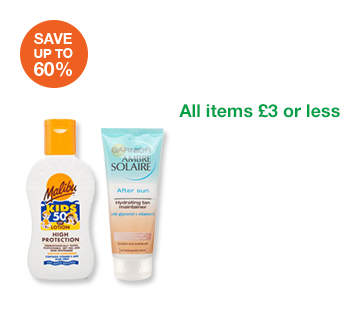 Travel Flash Sale - All items £3 or less