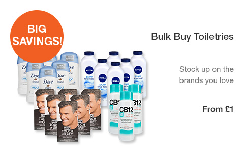 Bulk Buy Toiletries