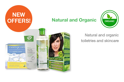 Natural and Organic Range
