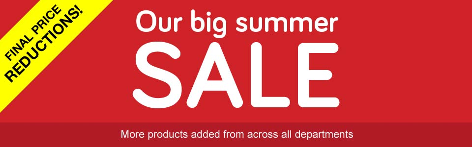 Summer Sale - Extra!