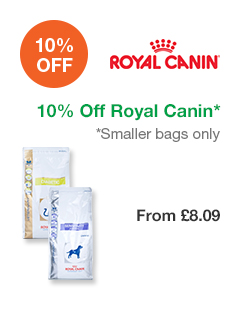 10% Off Royal Canin*
