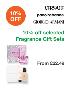 Save 10% on selected Fragrance Gift Sets
