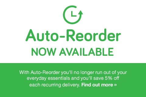 Auto-Reorder Now Available