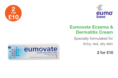 Eumovate Eczema & Dermatitis Cream