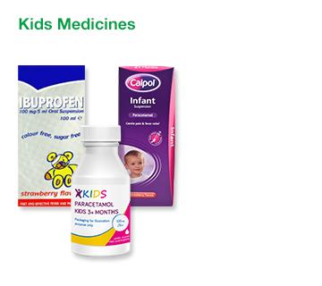 Kids Medicines