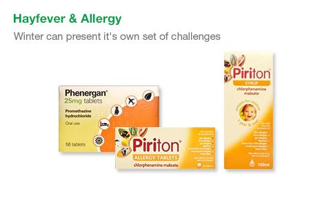 Hayfever & Allergy