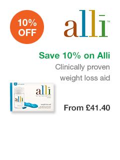 Save 10% on Alli