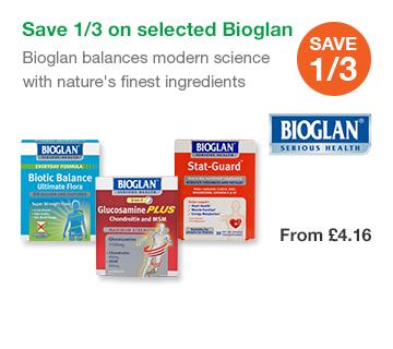 Save 1/3 on selected Bioglan