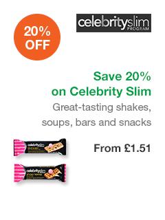Save 20% on Celebrity Slim