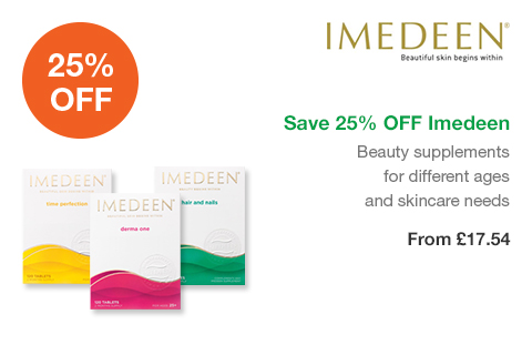 Save 25% OFF Imedeen