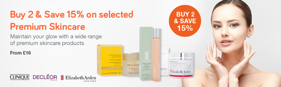 Buy 2 & Save 15% on Skincare