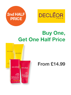 Buy One, Get One Half Price