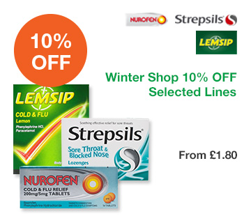 Selected Winter Cold & Flu